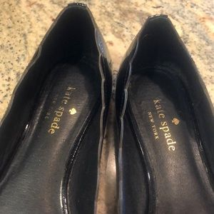 kate spade Shoes - Kate Spade Patent Leather Flats